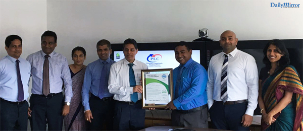 PLC Now Internationally Carbon Neutral Certified! - BIODIVERSITY SRI